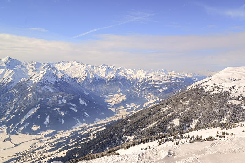 Snow Covered Mountains Under Blue Sky During Daytime Pikrepo
