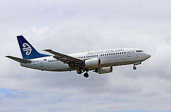 White Air New Zealand on mid air