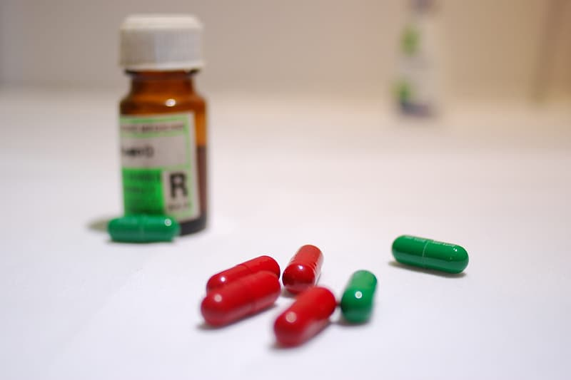 Medical drugs and pills