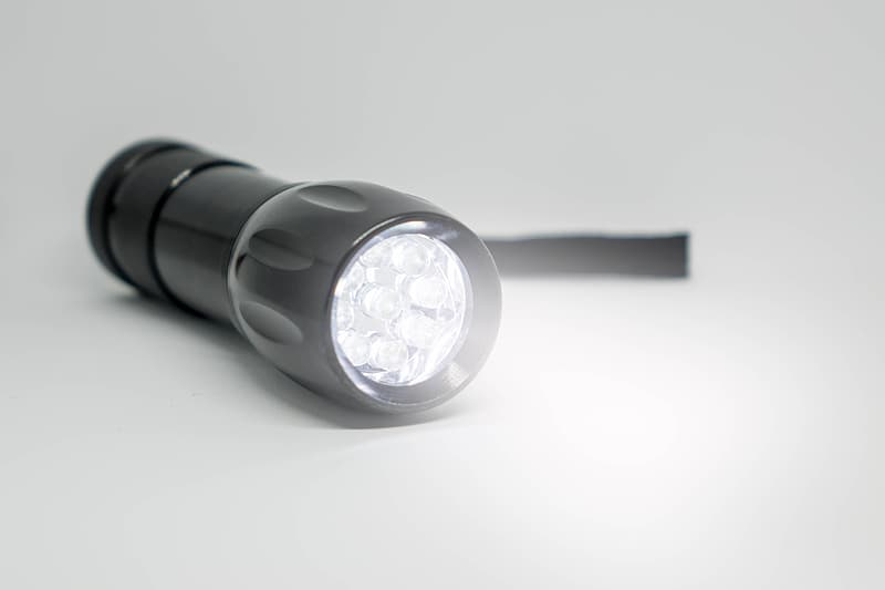 Best Handheld LED Flashlight
