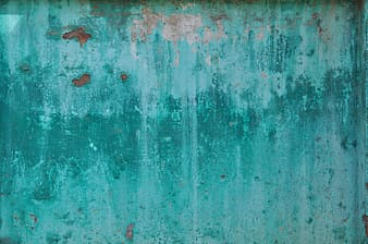 untitled, turquoise, sheet, weathered, corrosion, metal, rusted, old, background, backgrounds