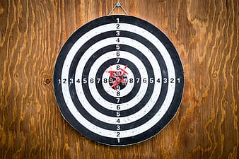 Round shooting board