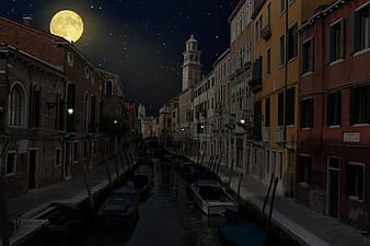 Grand Canal, Venice Italy wallpaper