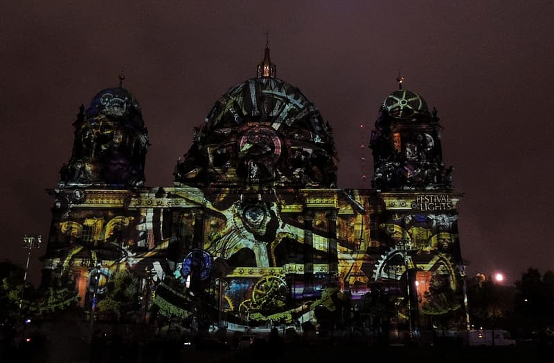 Berlin Cathedral, Festival Of Light