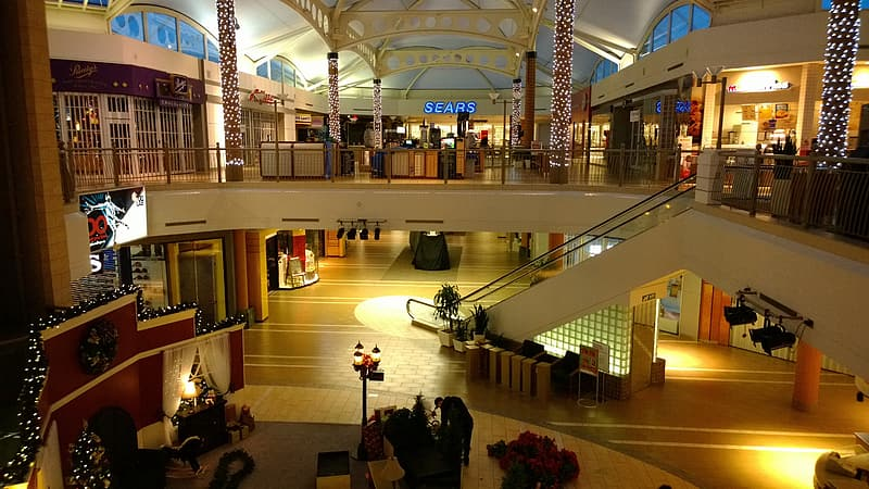 Vancouver mall