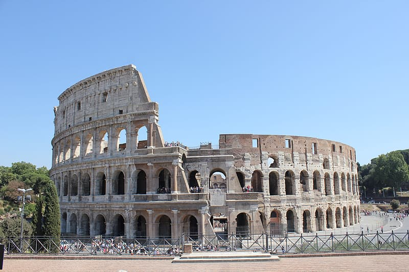 The Coloseum, Italy