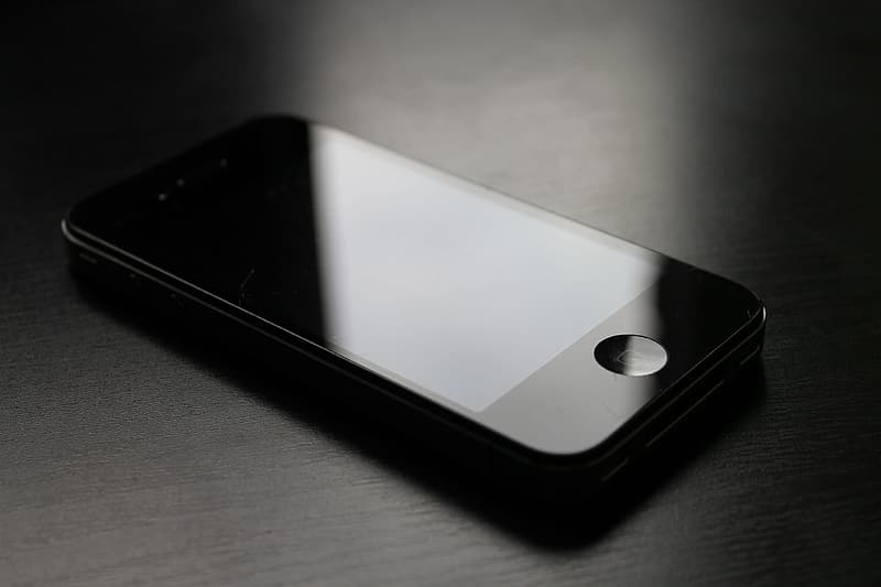 Black iPhone 4