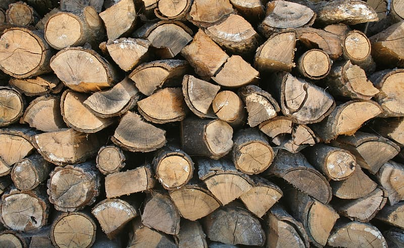 File of firewood