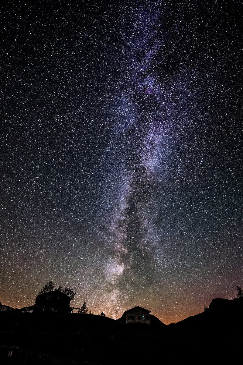 Photograph of The Milky Way
