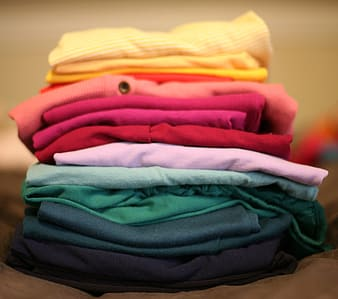 Assorted-color top lot