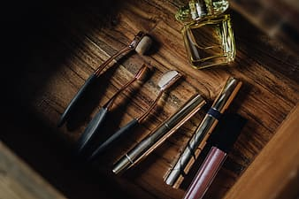 Makeup and beauty essentials