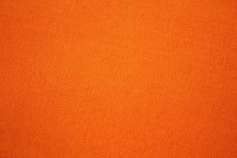 Orange textile in close up photography