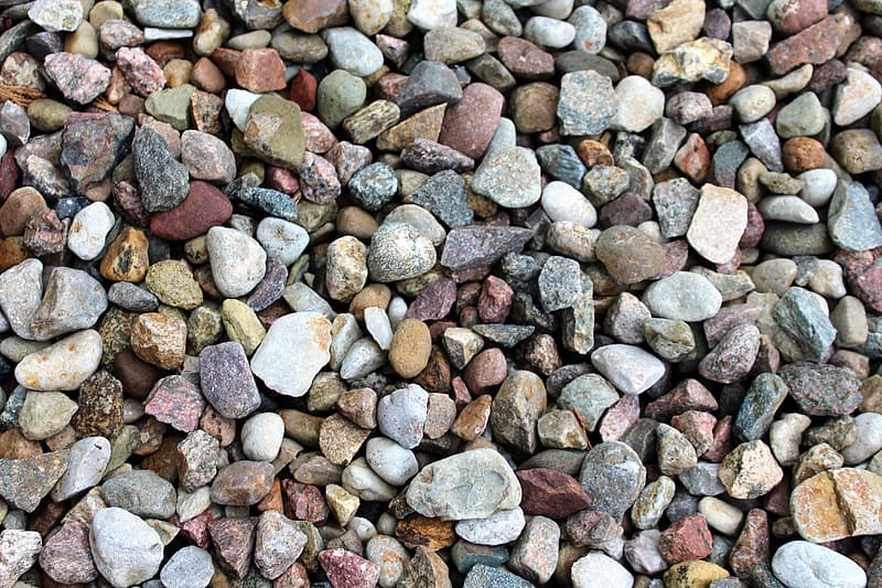 Bunch of stone