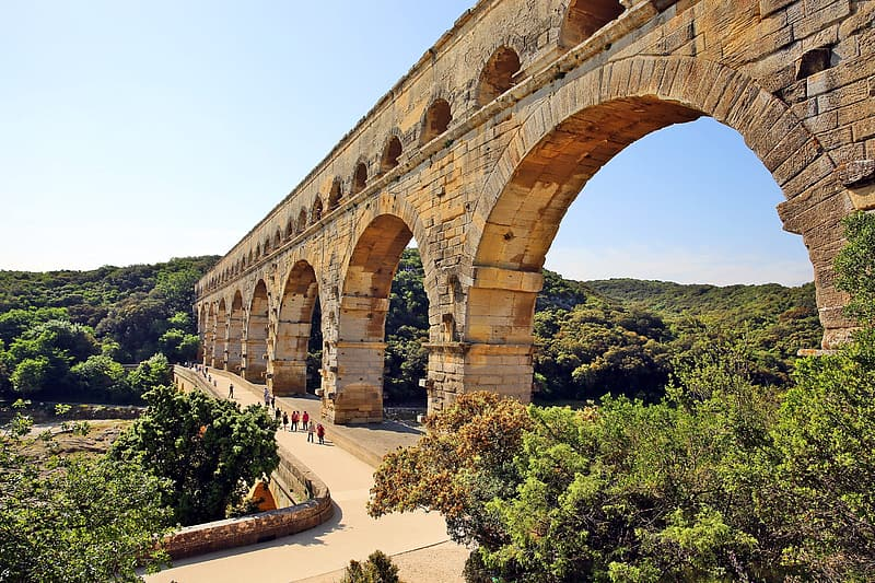 Southern France, Freedom To Travel