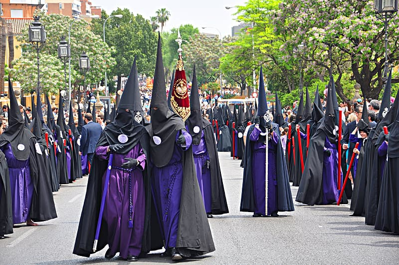 Parade of cultist