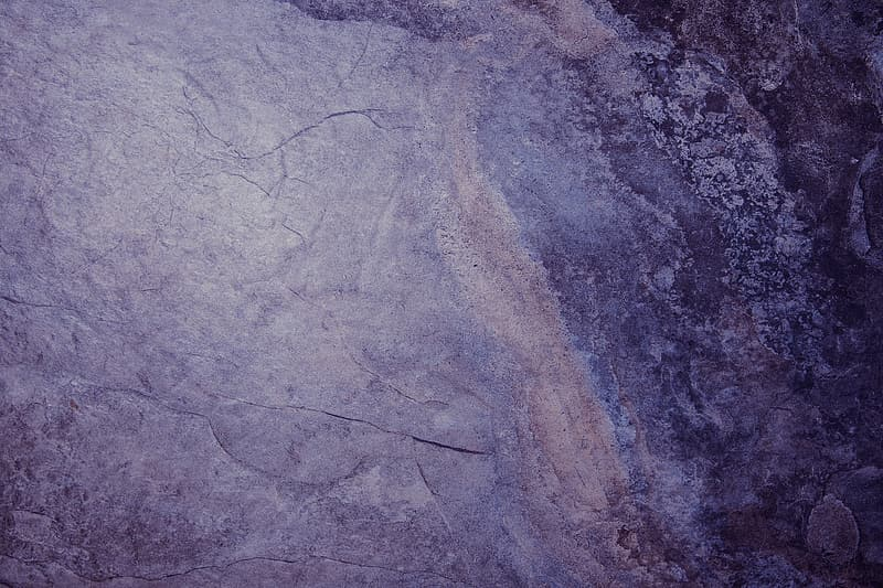 Overhead shot of old stone texture
