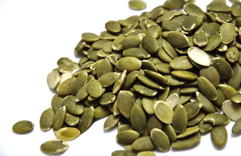 Green seed lot