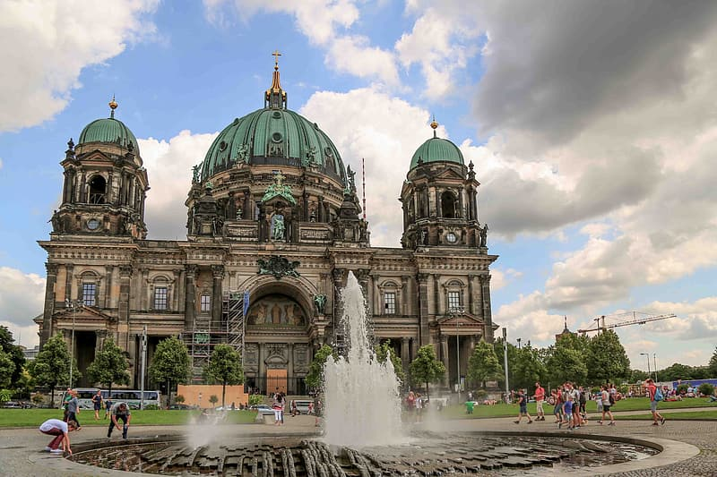 The Berlin Cathedral, Berliner Dom