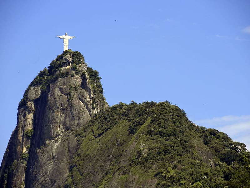 Christ The Redeemer statue at daytime