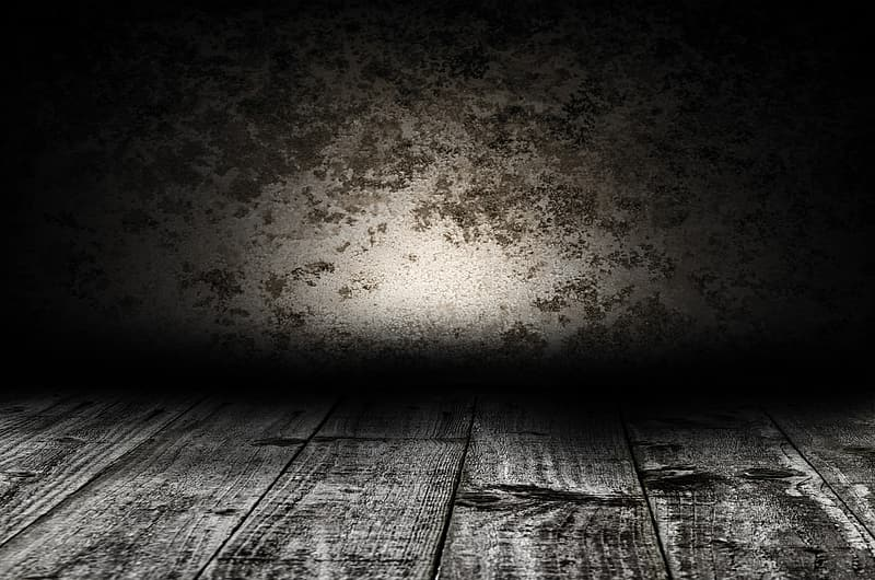 Untitled, room, background, dark, shadow, wall, brown, light, wood, surface