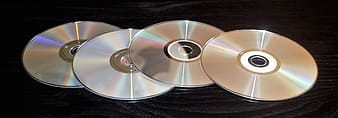 Four compact discs