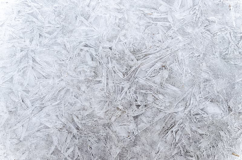 Untitled, pattern, winter, cold, ice, blue, texture, frost, background, nature