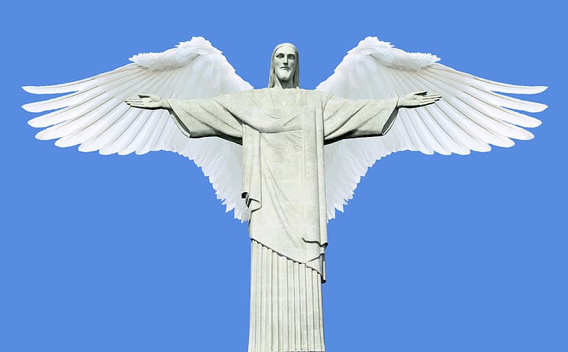 Christ The Redeemer, El Rio Brazil