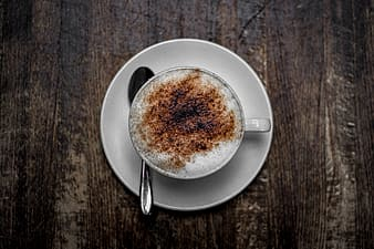 Cappuccino photography