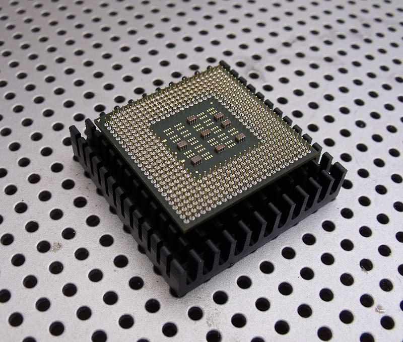 Computer central processing unit
