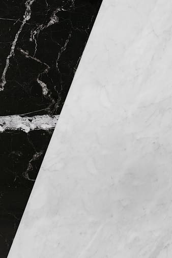 Marble white and black texture background