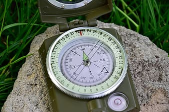 Compass, The Directions Of The World