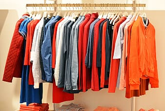 Assorted-style apparel lot