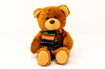 Ted plush toy