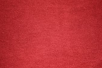 Red textile with white line