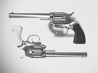Two revolvers