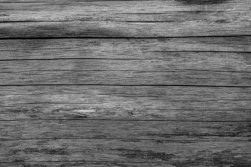 Closeup photo of gray wooden surface