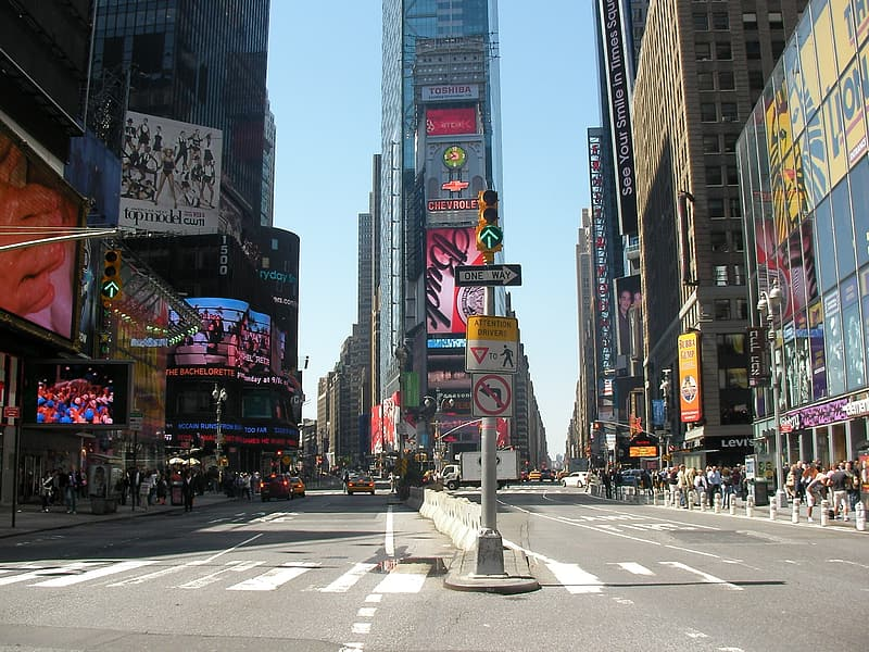 New York Time Square photo
