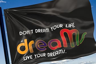 Black Dreams flag