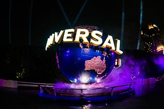 Architectural photography of Universal Studio