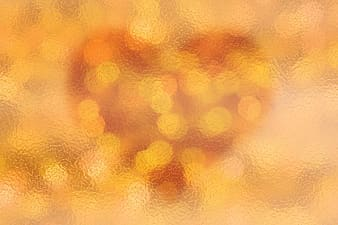 untitled, heart, love, pattern, texture, bokeh, glass, frosted glass, disc, transparent