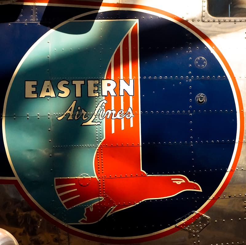 Eastern Airlines signage