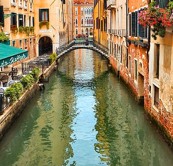 Venice Canal, Italy during daytime