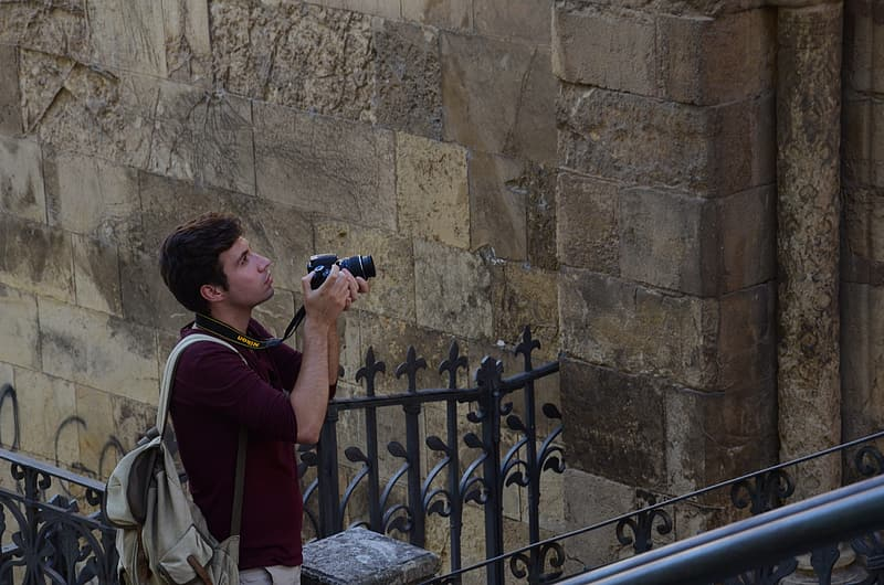 Photographer, Tourist