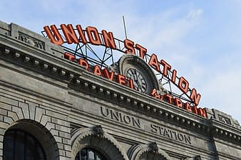 Union Station Travel by Train