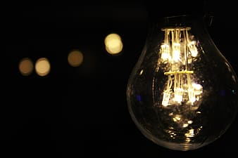 Photography of bulb