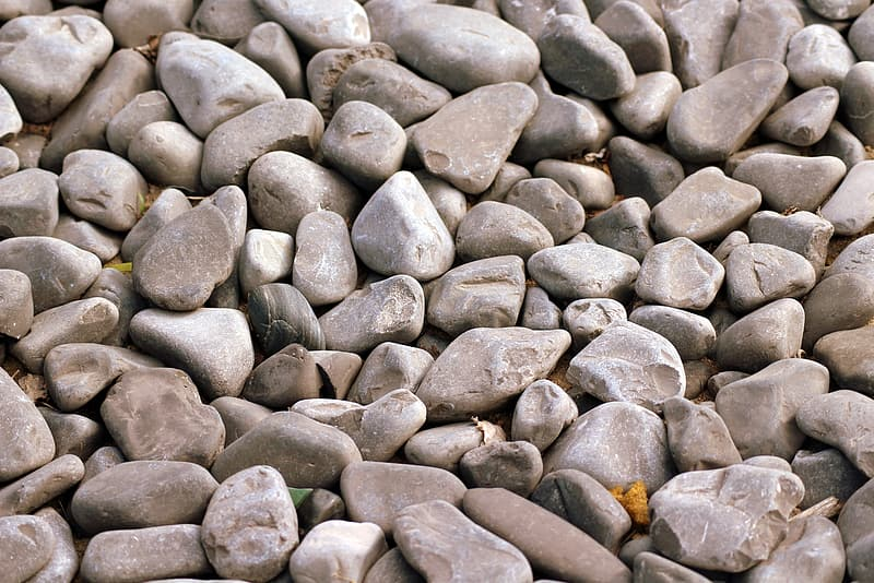Gray and brown stones during daytime