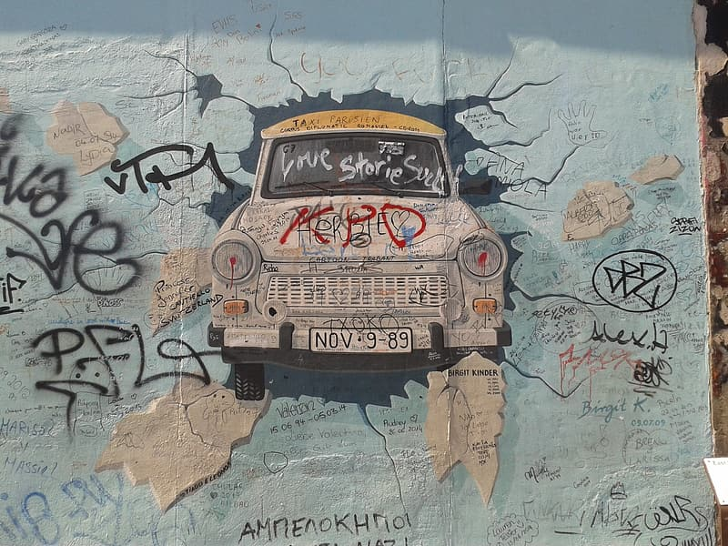 The Trabant Automobile, East Germany