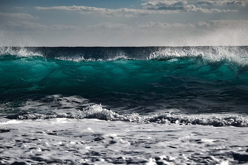 Photography of ocean wave