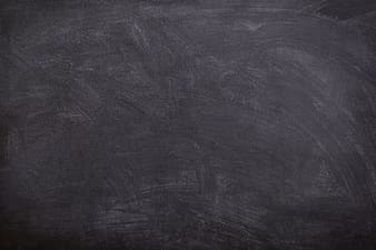 Chalk traces on blackboard