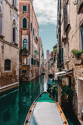 Grand Canal, Venice during daytime
